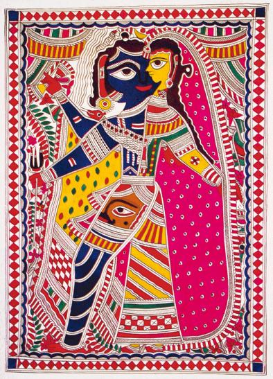 madhubani_kriya_shivashakti